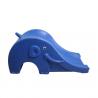 Rampe éléphant bleu enfant